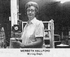 Merbeth Hallford
