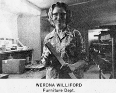 Werdna Williford