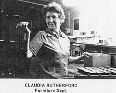 Claudia Rutherford