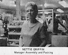 Nettie Griffin
