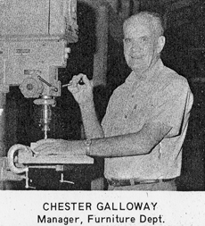Chester Galloway